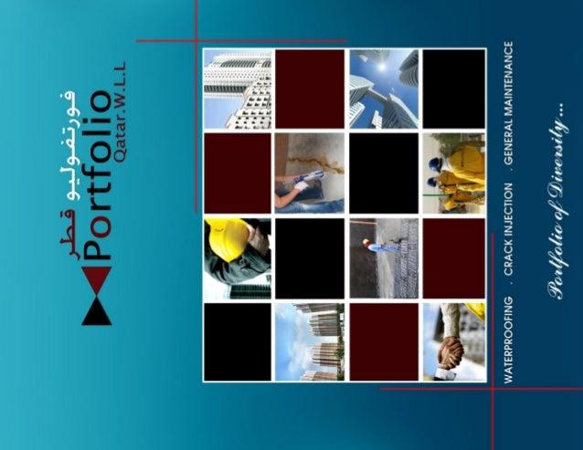 6-PORTFOLIO QATAR W.L.L COMPANY PROFILE