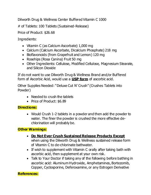 ASCORBIC ACID - ORAL (Cecon, Vitamin C) side effects ...