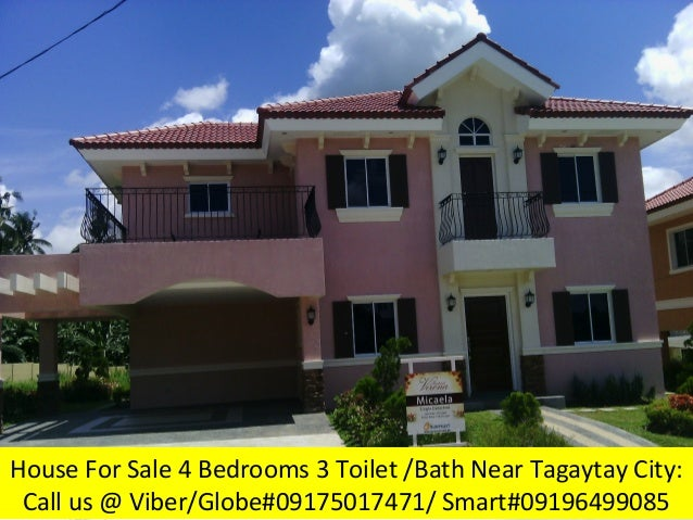 Near tagaytay properties for sale 4 bedrooms house for sale near tag - Osb house building value for money ...