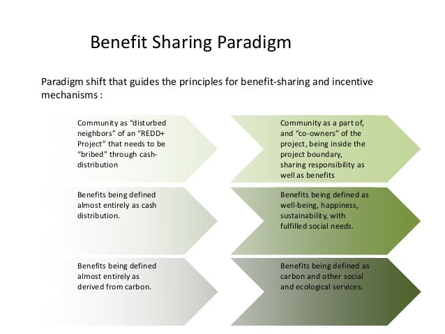 project on sharing responsibility