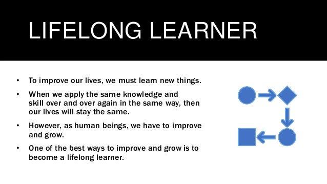 4 benefits of becoming a lifelong learner Slide 2