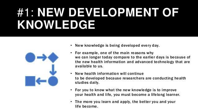 4 benefits of becoming a lifelong learner Slide 3