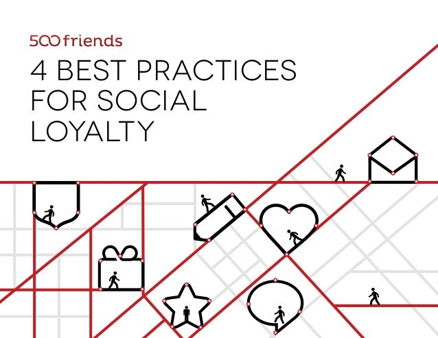 4 best practicesfor socialloyalty