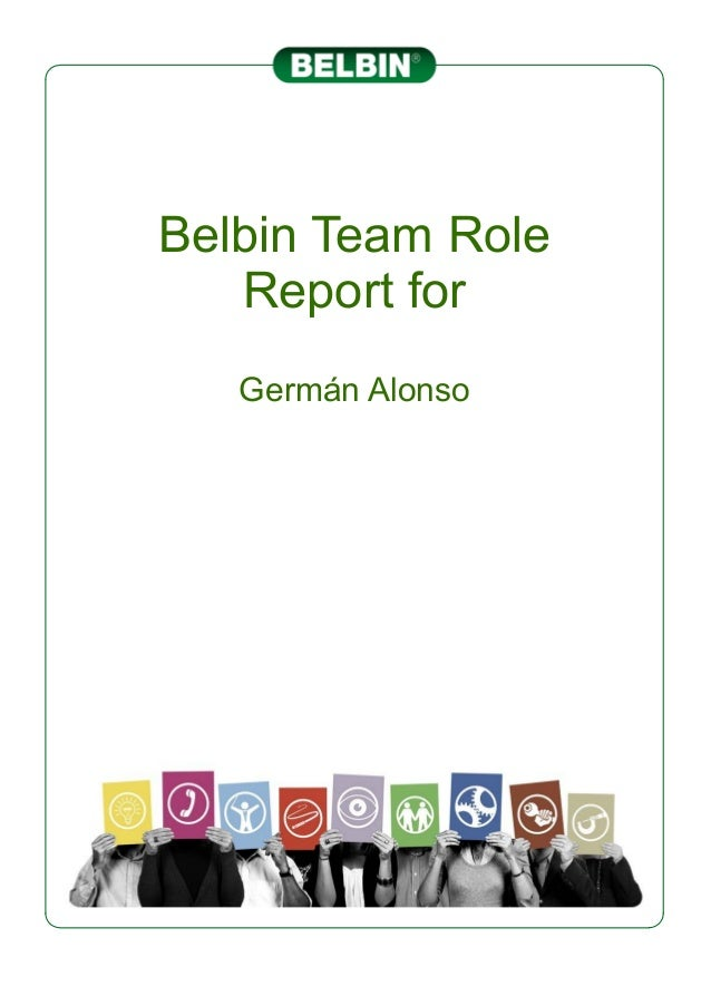 belbins team roles theory in classroom activity Meredith belbin's team roles are widely used by business to create effective  teams  identify why you prefer to do certain activities in teams and dislike  others.
