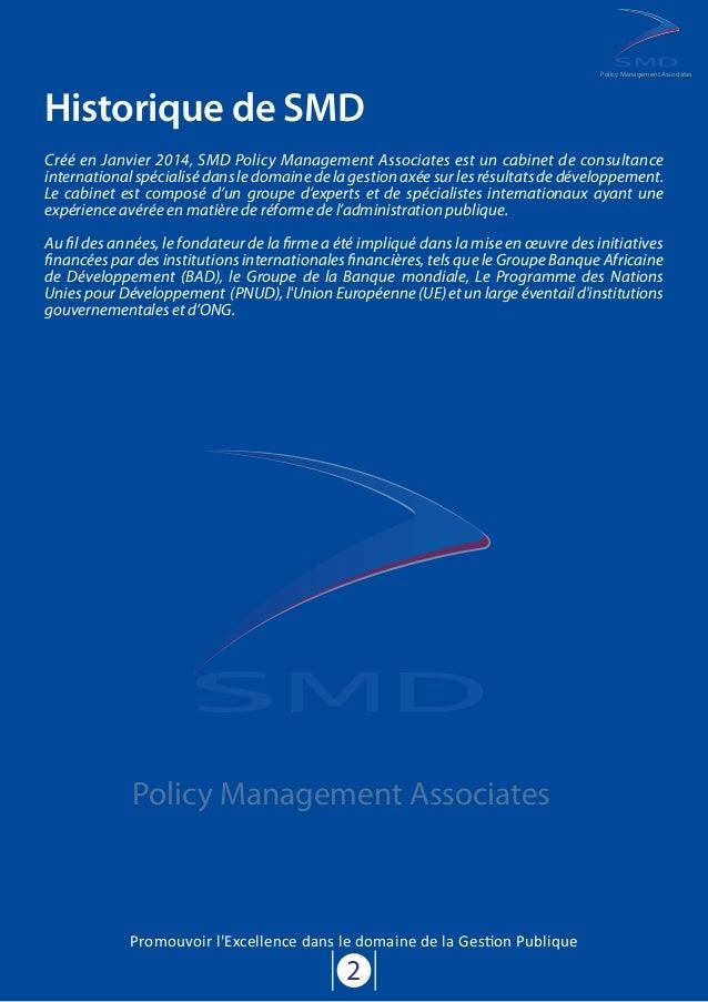 SMD-CompanyProfile-FR-2015 Slide 2