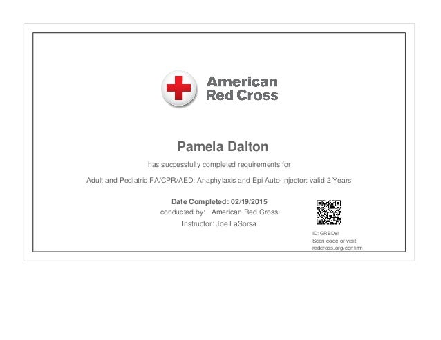 first aid cpr certificate template