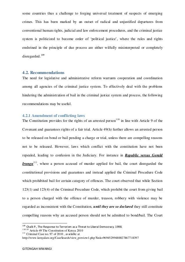 Criminal Procedure Code Kenya Pdf
