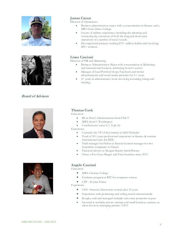 five guys business plan