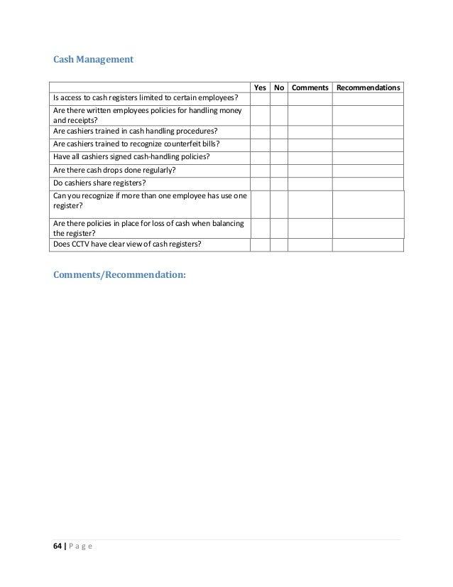 security survey 2