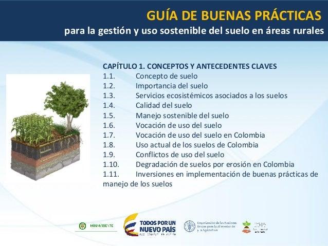 Acuerdo de cooperaci n para la implementaci n de acciones for 4 usos del suelo en colombia