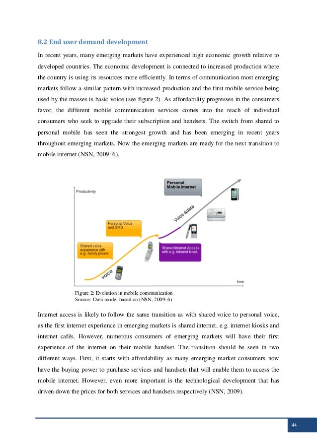 mobile internet thesis Modelling, design, and analysis of secure mobile payment systems supakorn kungpisdan a thesis submitted for fulflllment of the requirements for the degree of.