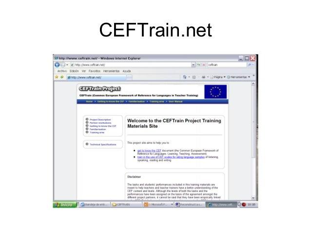 CEFTrain.net