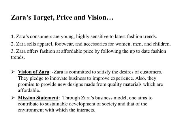 Zara postponement strategy essay