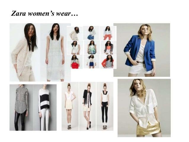 Zara women's wear…