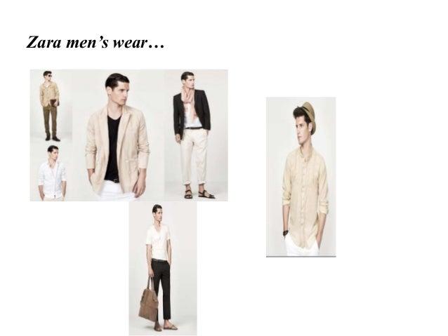 Zara men's wear…