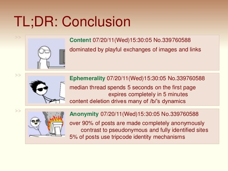 4chan and /b/: An Analysis of Anonymity and Ephemerality in a Large O…