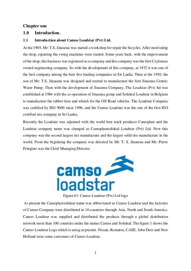 Camso Loadstar Introduction