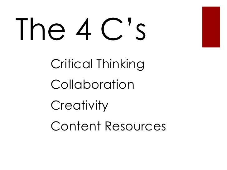 The 4 C's Intro