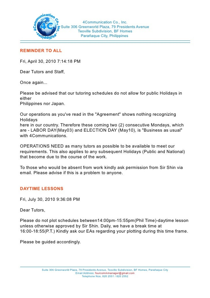Holiday Memo Template. Holiday Mail Format DFBBeFFE Jpg Holiday Mail ...