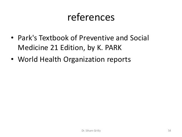 4 concept of disease community medicine 54 references parks textbook of preventive and social medicine fandeluxe Images
