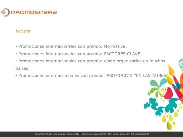 Concursos y Sorteos Internacionales Slide 2
