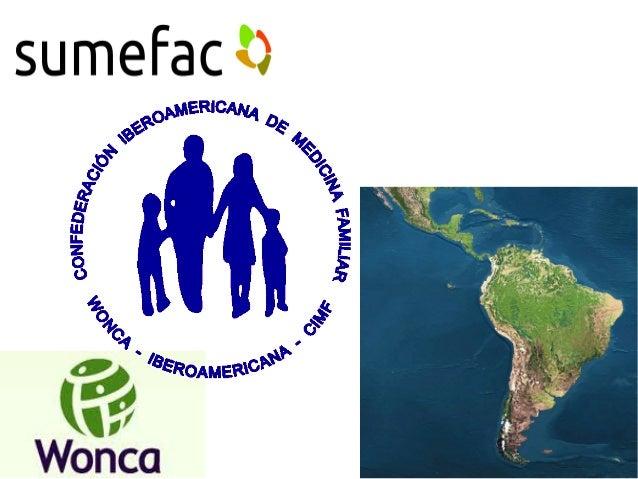 La Sociedad Uruguaya de Medicina Familiar y  Comunitaria  y Wonca Iberoamericana-CIMF te invitan a: