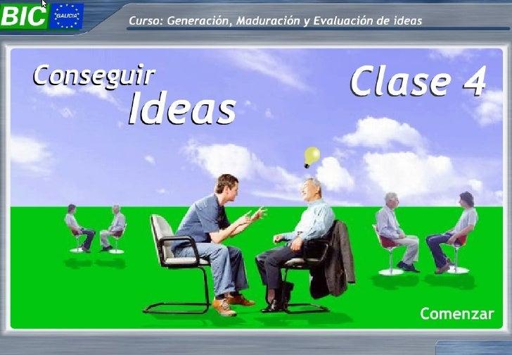 4 Conseguir Ideas