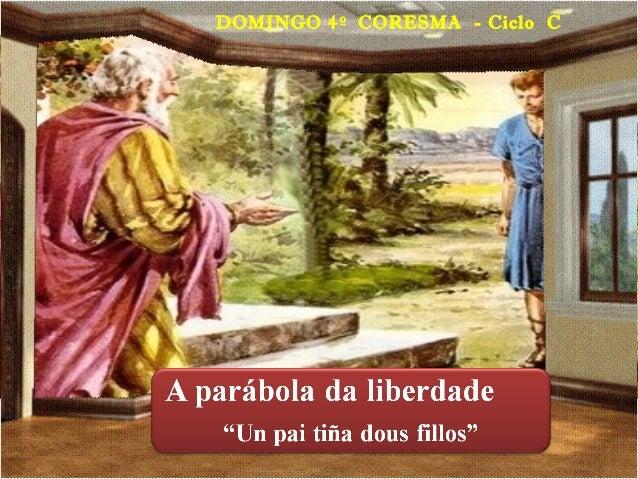 DOMINGO 4º CORESMA - Ciclo C
