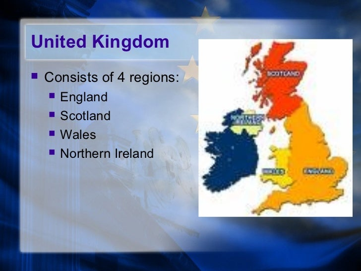 Map Of Uk Showing 4 Countries.4 Countries Uk Russia Germany Italy