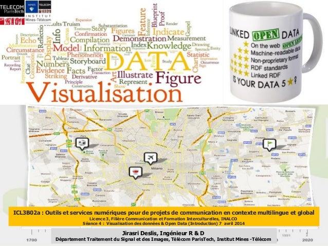 ICL3B02a : Outils et services numériques pour de projets de communication en contexte multilingue et global Licence 3, Fil...