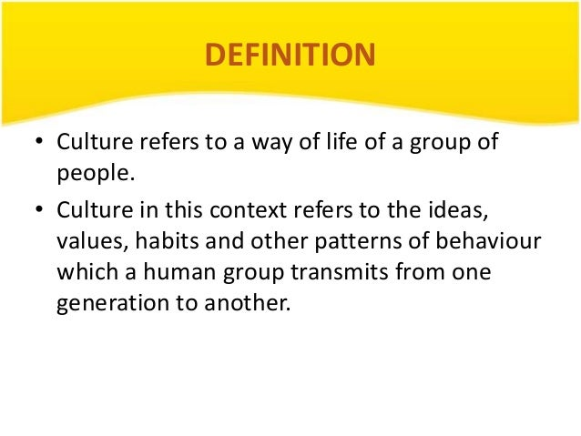 culture by definition essay Essay writing guide learn the art of brilliant essay writing with help from our teachers learn more as and a level different types of culture.