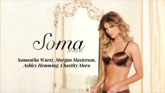 Soma Intimates Models