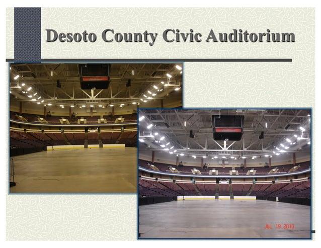 Desoto County Civic Auditorium