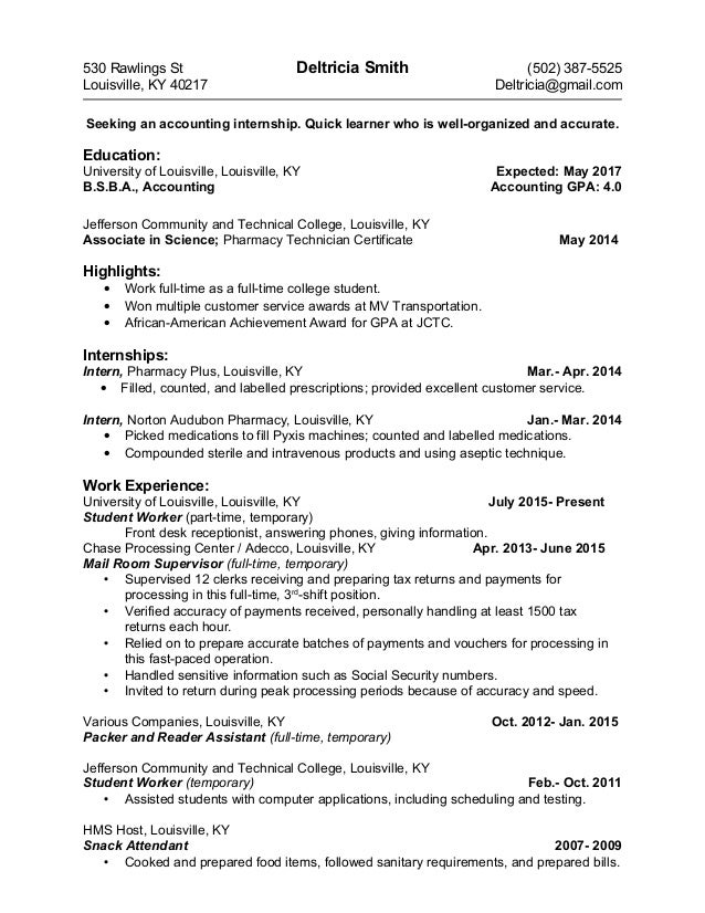 Examples Of Pharmacy Technician Resumes   Job Resume Samples