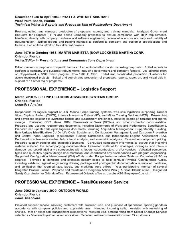 robert baldwin resume technical writer 12 8 2015