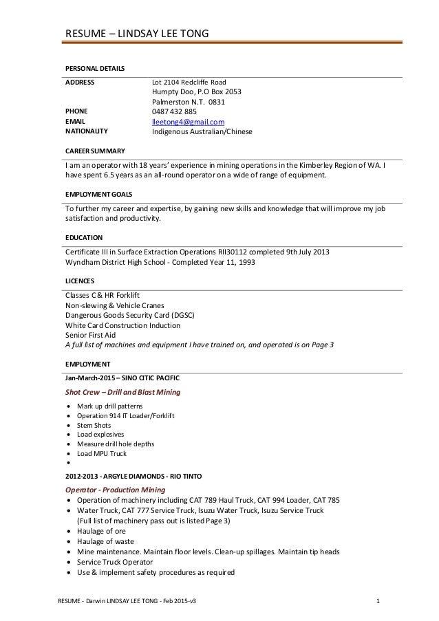 resume darwin lindsay lee tong feb 2015 v3
