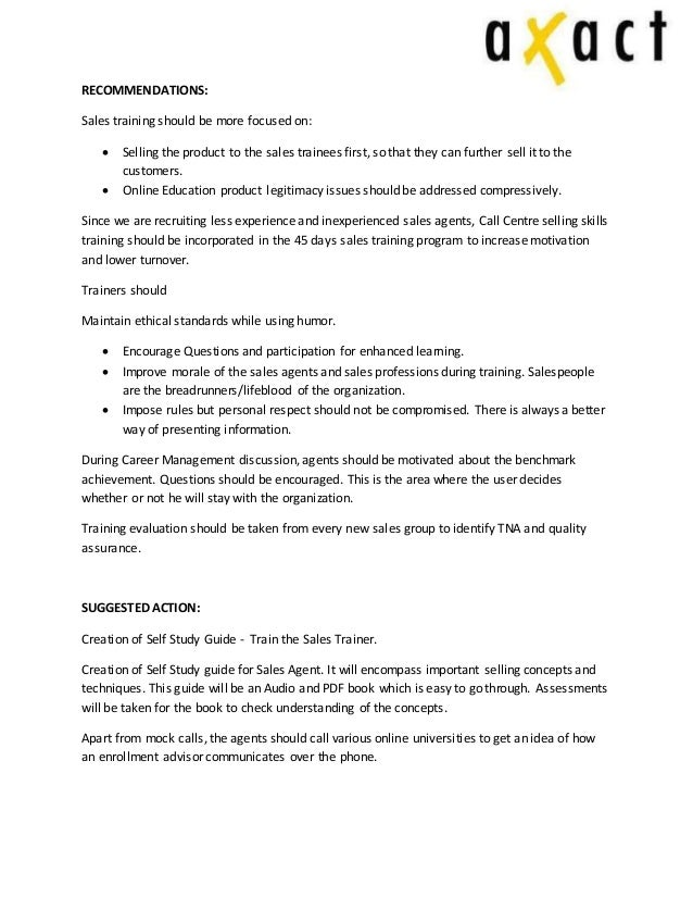 the ethical executive summary