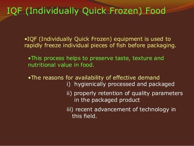 Individual quick freezing ppt – tag – konitono.