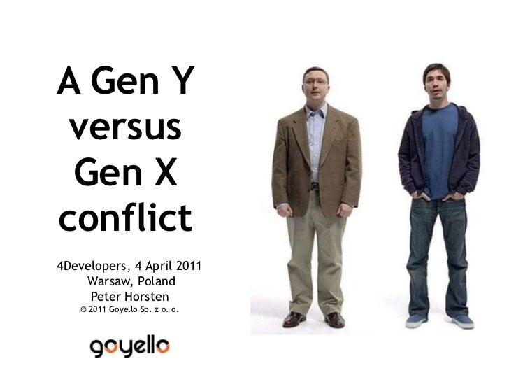 generational conflict in the workplace essay