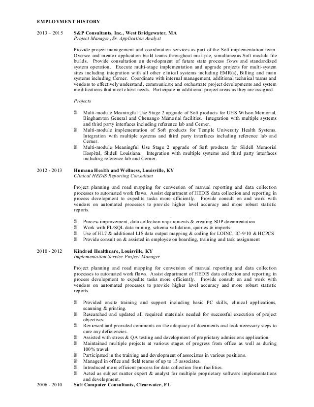 fine emr analyst resume contemporary example resume and template - Sample Resume Emr Analyst