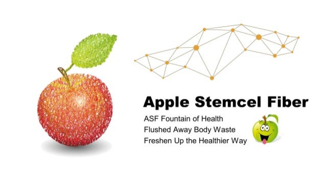 Apple stemcel fibersol