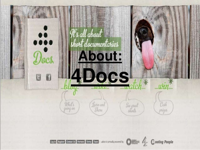 About: 4Docs