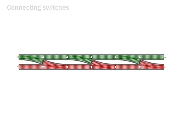 Connecting switches