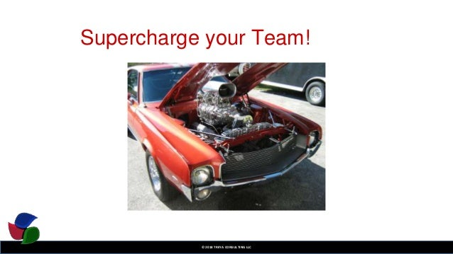 © 2017 © 2017 TREYA CONSULTING LLC © 2018 TREYA CONSULTING LLC Supercharge your Team!