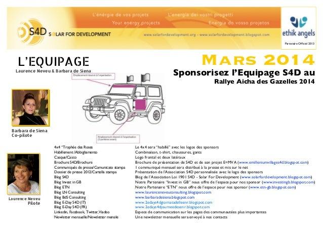 Partenaire Officiel 2013    L'EQUIPAGE                                                                                    M...