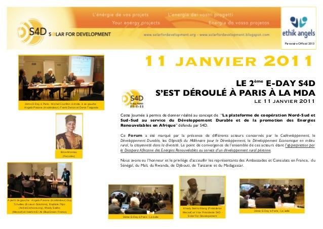 Partenaire Officiel 2013                                                                                            11 janv...