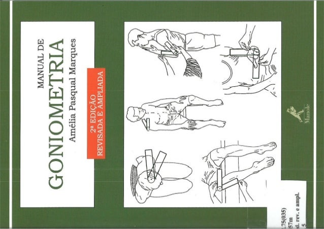 Goniometria Manual