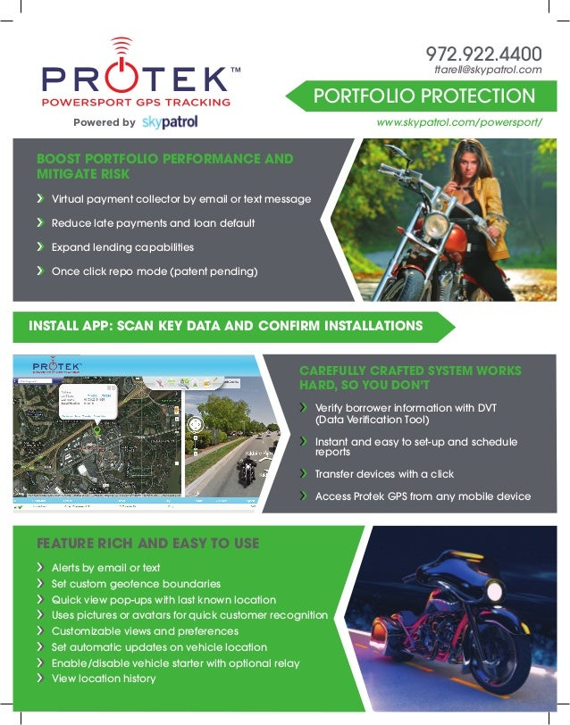 Power Sport Flyer
