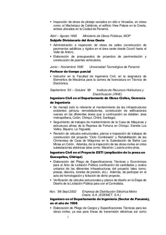 HOJA DE VIDA EFRAIN LAY 25agost15 Slide 2