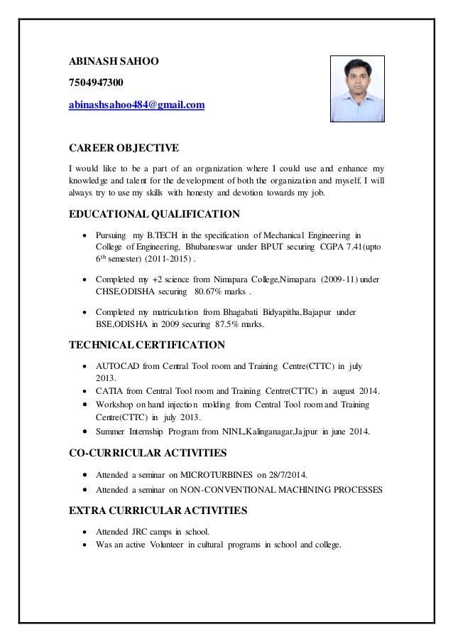 Submit resume to infosys